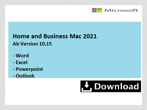 Home and Business Mac 2021