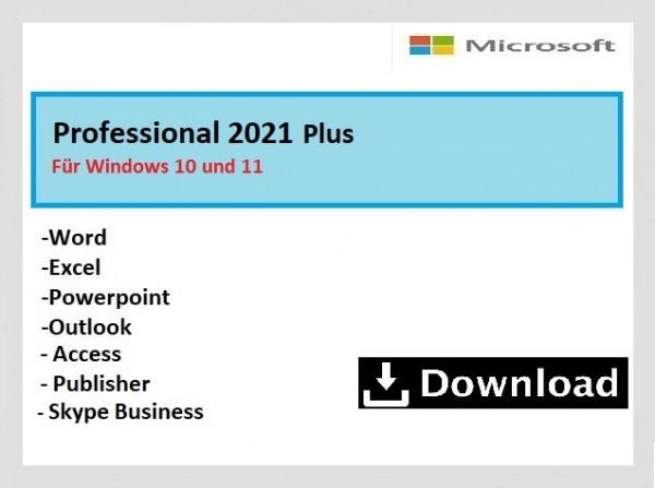 Professional Plus 2021