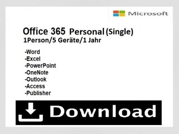 365 Personal (Abo)-gebraucht
