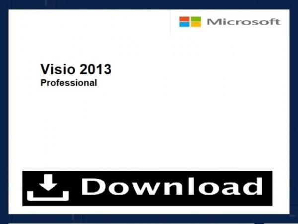 Microsoft Visio 2013 Professional