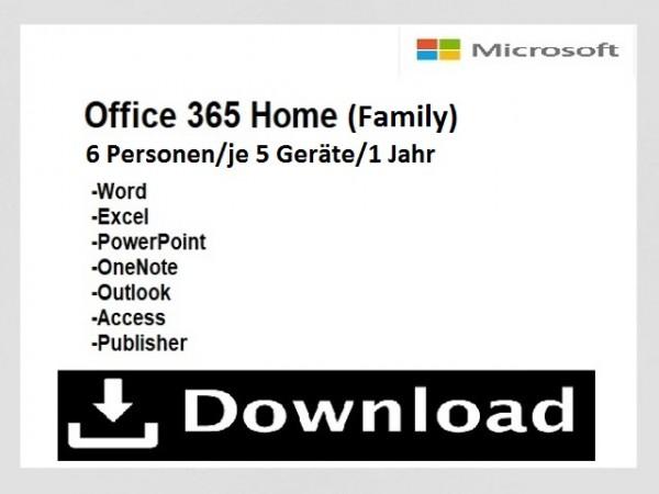 365 Family (Abo)-gebraucht